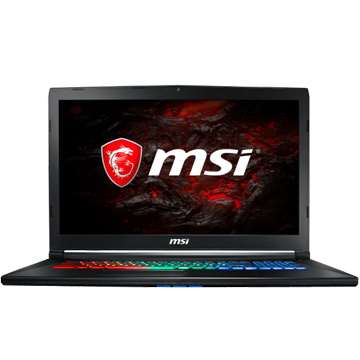 "MSI GP72M 7REX-1205RU (Leopard Pro) (9S7-1799D3-1205) Core i5 7300HQ, 8Gb, 1Tb, 128Gb SSD, nVidia GeForce GTX 1050 Ti 4Gb, 17.3"" FHD (1920x1080), Windows 10, black, WiFi, BT, Cam"