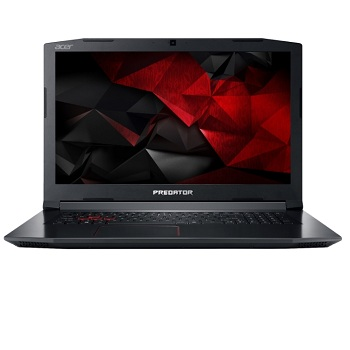 "Acer Predator Helios 300 PH317-51-56LG (NH.Q29ER.005) (Intel Core i5 7300HQ 2500 MHz, 17.3"", 1920x1080 IPS, 8Gb DDR4, 1000Gb HDD, DVD нет, NVIDIA GeForce GTX 1060 6GB GDDR5, Wi-Fi, Bluetooth, Windows 10 Home)"