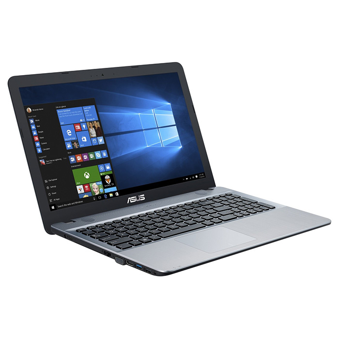 "ASUS X541UV (90NB0CG3-M24160) Intel Core i3 6006U, 8Gb, 1Tb, No ODD, 15.6"" HD, NVIDIA GeForce 920MX 2Gb DDR3, Wi-Fi, ENDLESS, Silver"