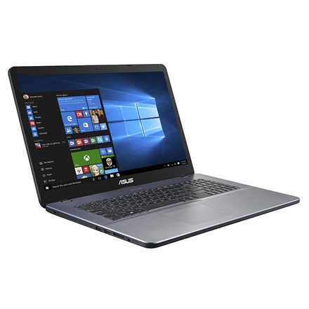 ASUS X705MA (90NB0IF2-M00710) Intel Pentium N5000, 4Gb, 1Tb, No ODD, 17.3