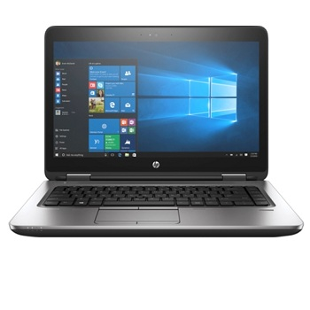 "HP ProBook 640 G3 (Z2W39EA) 14""(1920x1080),  Intel Core i7 7600U(2.8Ghz),  4096Mb,  1000Gb,  DVDrw,  Int:Intel HD Graphics 620,  Cam,  BT,  WiFi,  48WHr,  war 1y,  1.95kg,  silver,  black,  W10Pro"