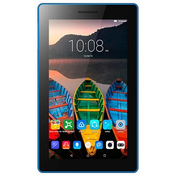 "Lenovo Tab 3 TB3-710l (ZA0S0023RU) ( MT8321, 1Gb, 8Gb 7"", And5.1, черный MT8321 (1.3) 4C, RAM1Gb, ROM8Gb 7\"" IPS 1024x600, 3G, Android 5.1, черный, 2Mpix, 0.3Mpix, BT, GPS, WiFi, Touch, microSDHC 32Gb, minUSB, 3450mAh)"