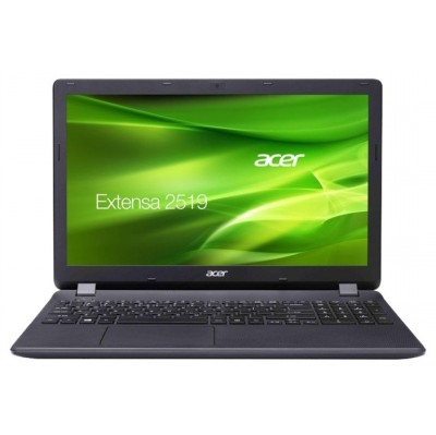 "Acer Extensa EX2519-P1J1 (NX.EFAER.064) Pentium N3710, 4Gb, 500Gb, DVD-RW, Intel HD Graphics 405, 15.6"" HD (1366x768), Windows 10 64, black, WiFi, BT, Cam, 3500mAh"