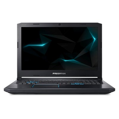 "Acer Predator Helios 500 PH517-51-73P1 (NH.Q3NER.013) Core i7 8750H, 32Gb, 2Tb,  SSD256Gb+256Gb, nVidia GeForce GTX 1070 8Gb, 17.3"" IPS FHD (1920x1080), Windows 10 Home, black, WiFi, BT, Cam, 4810mAh"