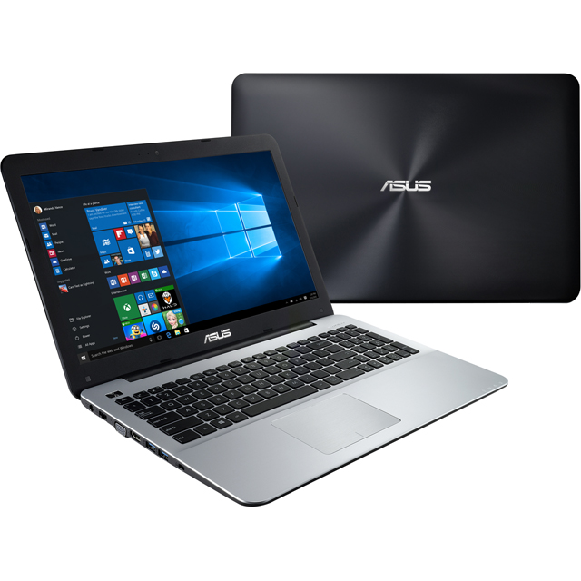 "Asus VivoBook X555QA-DM332T (90NB0D52-M04280) AMD A10 9620P, 8Gb, 256Gb SSD, AMD Radeon R5, 15.6"" FHD (1920x1080), Windows 10, black, WiFi, BT, Cam"