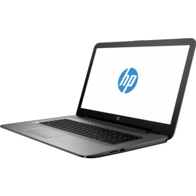 "HP 17-y022ur (X7J09EA) A10 9600, 8Gb, 500Gb, DVD-RW, AMD Radeon R7 M440 4Gb, 17.3"" IPS,  FHD (1920x1080), Windows 10 64, silver, WiFi, BT, Cam, 2550mAh"