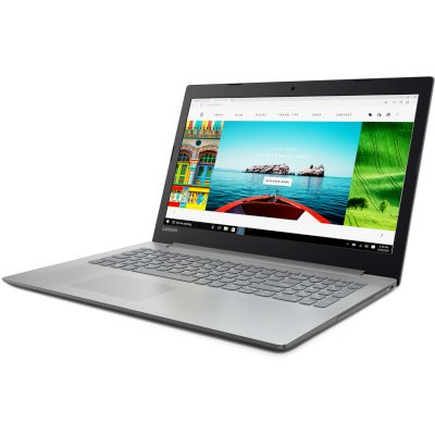 "Lenovo IdeaPad 320-15IKB (80XL03T3RU) Core i3 7100U, 4Gb, 500Gb, DVD-RW, Intel HD Graphics 620, 15.6"" HD (1366x768), Free DOS, grey, WiFi, BT, Cam"