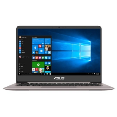 ASUS UX410UF (90NB0HZ3-M03870) Intel Core i7-8550U, 16Gb, 1Tb+256Gb SSD, 14.0'' FHD Anti-Glare, NVIDIA GeForce MX130 2Gb GDDR5, Windows 10, Quartz Grey